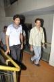 Allari Naresh, Bheemineni Srinivasa Rao at Sudigadu Team Visits Theatres Photos
