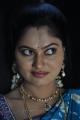 Actress Suhasini in Blue Silk Saree Images @ Rough Movie Location