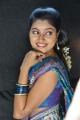 Actress Suhasini Cute Saree Images @ Rough Movie Location