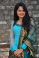Suhasini Cute Photos in Chudidar at Rough Logo Launch