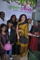 Actress Suhasini at Green Trends Hair And Style Salons Launch