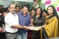 Suhasini Maniratnam inaugurates 97th Green Trends Salon Stills
