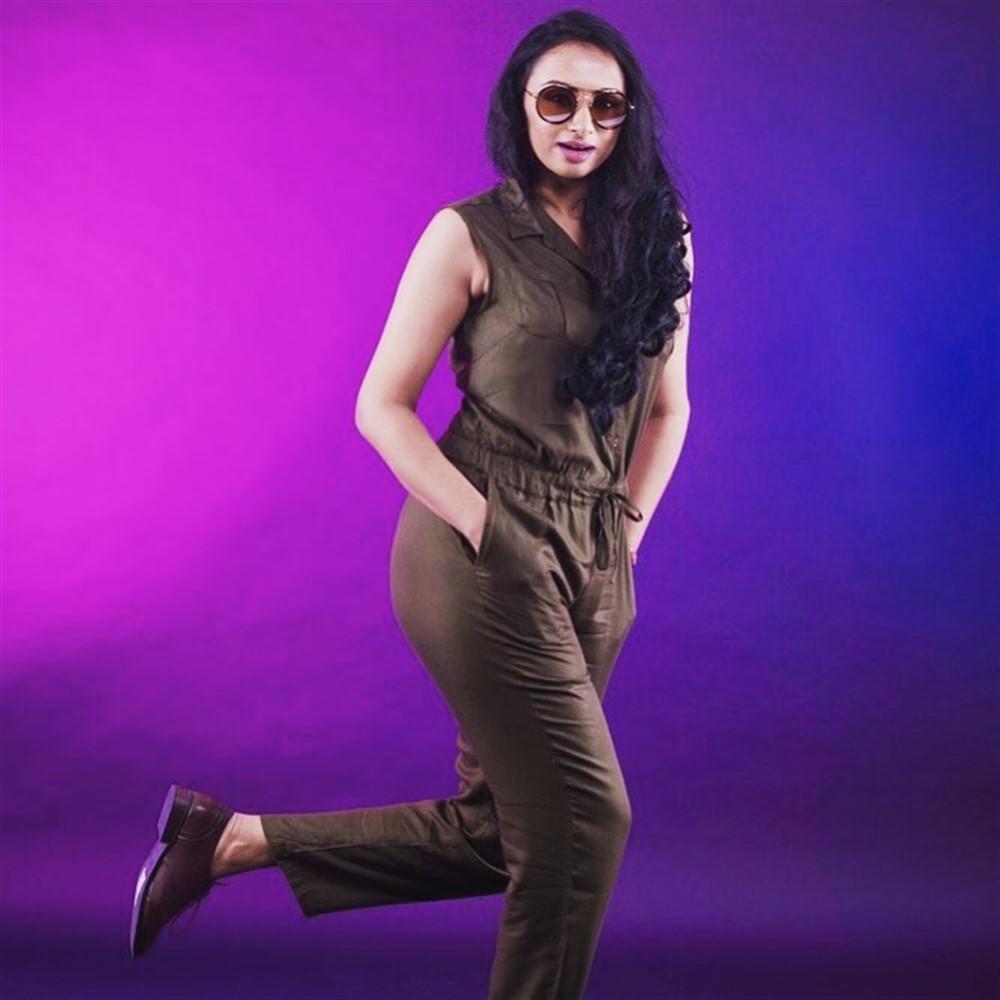Serial Actress Suhasini Kumaran Photos