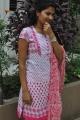 Telugu Actress Suhasini Stills in Churidar
