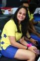Tamil Actress Suja Varunee Pictures @ CBL 2016 Match