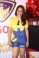 Actress Suja Varunee Pictures @ CBL 4th Match