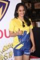 Actress Suja Varunee Pictures @ Celebrity Badminton League 4th Match