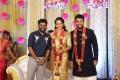 Shivakumar Suja Varunee Wedding Reception Stills HD
