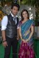 Aadi,Nisha Agarwal at Sukumarudu Movie Opening Stills