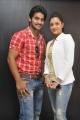 Aadi, Nisha Agarwal at Sukumarudu Movie Press Meet Stills