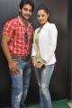 Aadi, Nisha Agarwal at Sukumarudu Movie Press Meet Photos