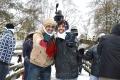 Sukumarudu Movie Shooting Spot Stills