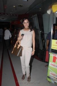 Actress Nisha Agarwal at Sukumarudu Premiere Show Photos