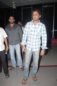Actor Nitin at Sukumarudu Premiere Show Photos