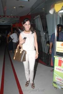 Actress Nisha Agarwal at Sukumarudu Premiere Show Stills