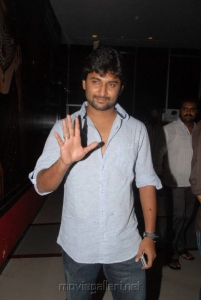Actor Nani at Sukumarudu Premiere Show Photos