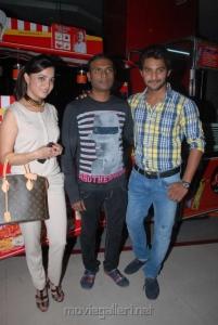 Nisha Agarwal, Anoop Rubens, Aadi at Sukumarudu Premiere Show Photos