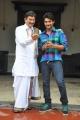 Krishna, Aadi at Sukumarudu Press Meet Stills