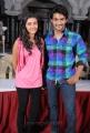 Aadi, Neelam at Sukumarudu Telugu Movie Press Meet Stills