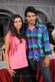 Aadi, Neelam at Sukumarudu Press Meet Stills