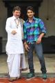 Krishna, Aadi at Sukumarudu Movie Press Meet Stills