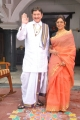 Krishna, Sharada at Sukumarudu Movie Press Meet Stills