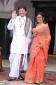 Krishna, Sharada at Sukumarudu Telugu Movie Press Meet Stills