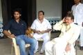 Aadi, K Venu Gopal, Krishna at Sukumarudu Movie Working Stills