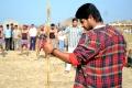 Actor Aadi at Sukumarudu Movie Working Stills