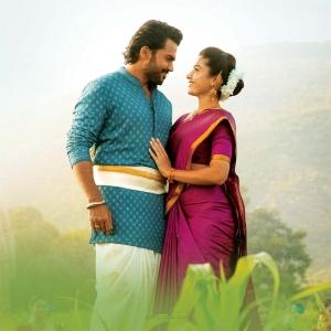 Karthi, Rashmika Mandanna in Sultan Movie Images HD