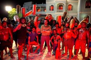 Hero Karthi Sultan Movie Images HD
