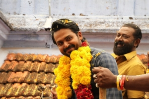 Karthi, Lal in Sultan Movie Images HD