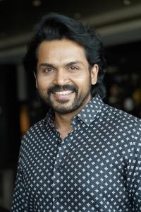 Sulthan Movie Karthi Interview Stills