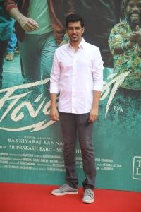 Producer SR Prabhu @ Sultan Movie Press Meet Stills