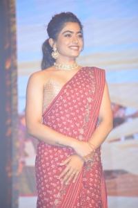 Rashmika Mandanna @ Sulthan Movie Pre-Release Event Stills
