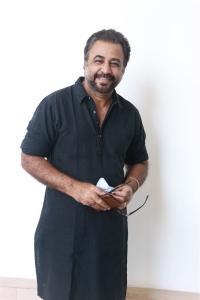 Actor Ponvannan @ Sulthan Movie Thanks Meet Stills