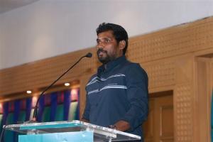 Director Bakkiyaraj Kannan @ Sulthan Movie Thanks Meet Stills
