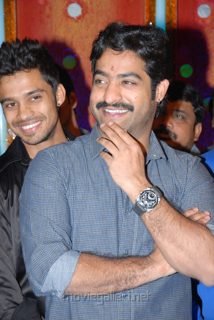 Jr.NTR at K.Suma Rajeev Creations Logo Launch Photos