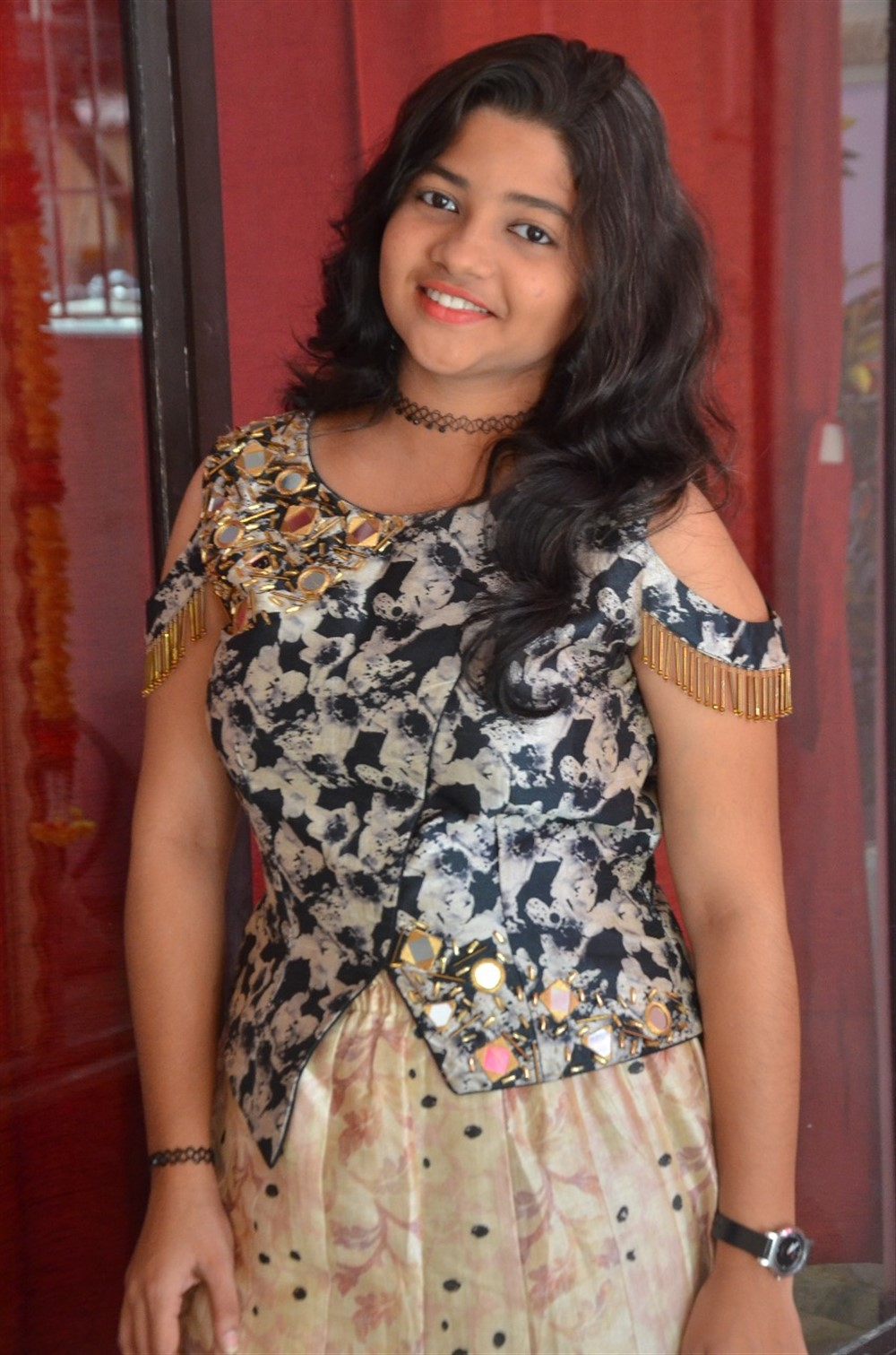 Actress Shailaja @ Sumana Valli Movie Press Meet Stills