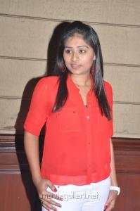 Actress Archana at Summa Nachunnu Irukku Movie Press Meet Stills