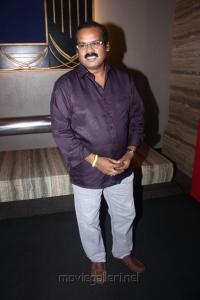 Director A Venkatesh at Summa Nachunu Iruku Audio Release Photos