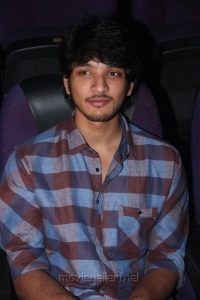 Gautham Karthik at Summa Nachunu Iruku Audio Release Photos
