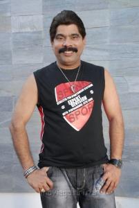Powerstar Srinivasan in Summa Nachunu Irukku Movie Stills