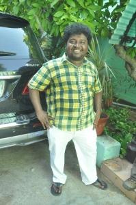 Appukutty @ Summa Nachunu Iruku Movie Press Show Stills
