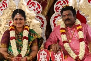 Yuvarani, TNA Anandhan in Summave Aaduvom Movie Stills
