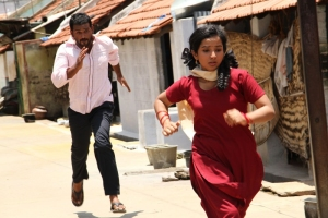 Arun Balaji, Leema Babu in Summave Aaduvom Movie Stills