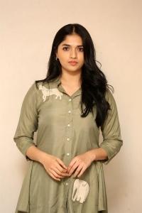 Actress Sunaina New Pictures @ Chadarangam Web Series Launch