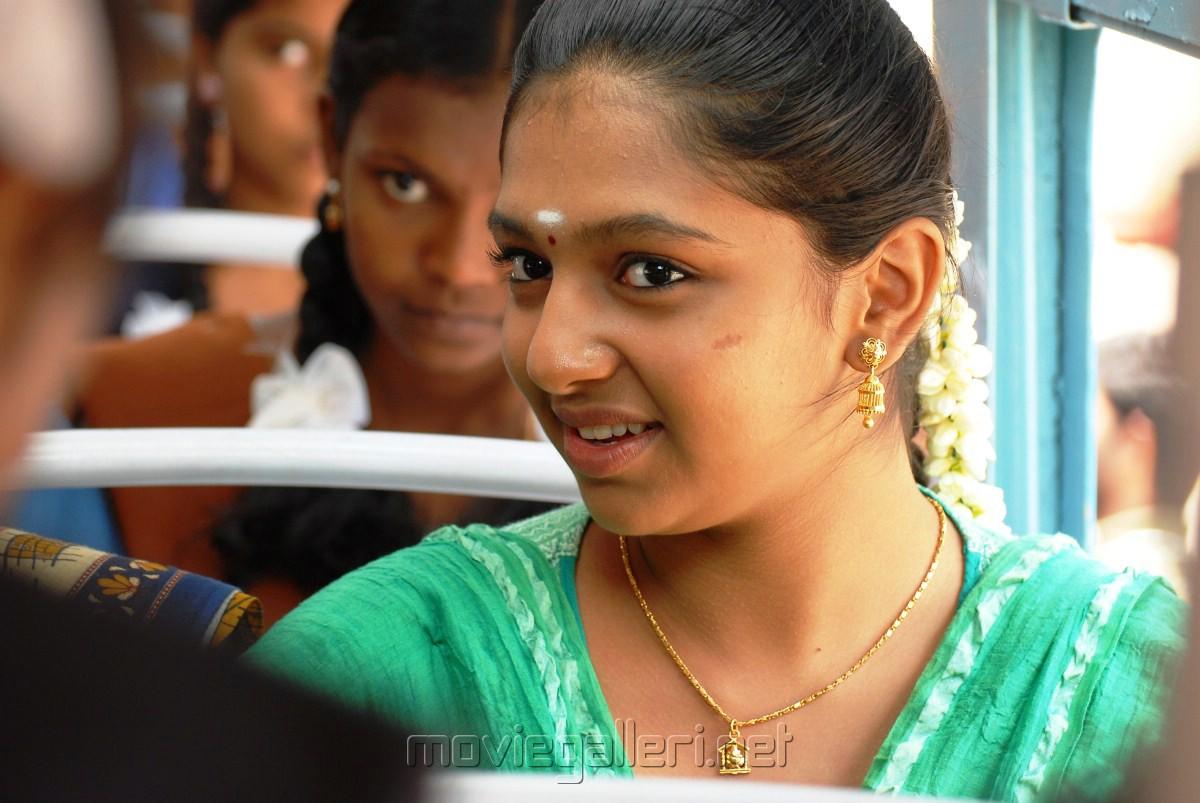 Lakshmi Menon In Sundarapandian Movie Latest Stills   Gallery View