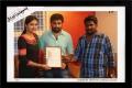M.Sasikumar,Lakshmi Menon At Sundarapandian Movie 100 Days Celebration Stills