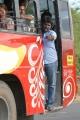 Director SR Prabhakaran at Sundarapandian Movie On Location Stills